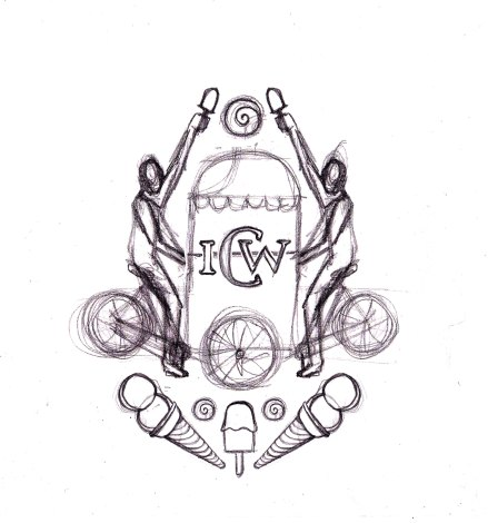 Sketch - our new ICW logo